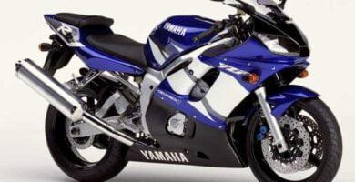 Manual Moto Yamaha YZF 600 Reparación y Servicio
