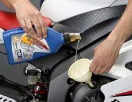 Realizar Cambio de Aceite en Moto