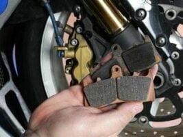 Revisar Frenos de la Moto