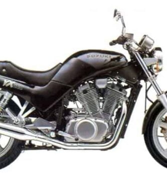 Manual Moto Suzuki VX 800 1990 Reparación y Servicio
