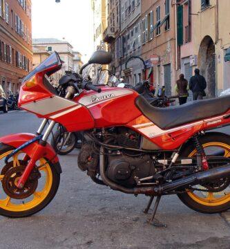 Manual Moto Cagiva Alazzurra 350 Reparación y Servicio