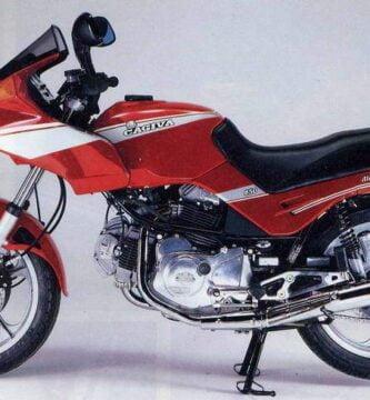 Manual Moto Cagiva Alazzurra 650 Reparación y Servicio