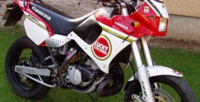 Manual Moto Cagiva K3 1991 Reparacion y Servicio