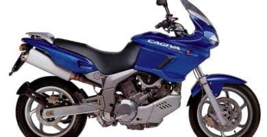 Manual Moto Cagiva Navigator Reparacion y Servicio