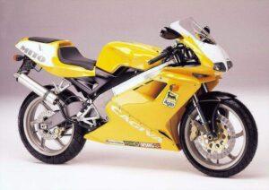 Manual Moto Aprilia RSV Mille Parts List Reparación y Servicio