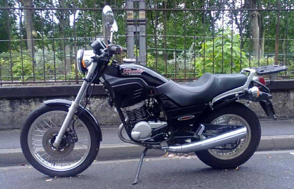 Manual Moto Cagiva Roadster 521 Reparacion y Servicio