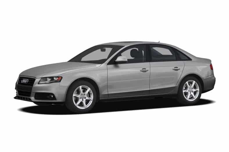 Manual Audi A4 2010 Reparación y Servicio