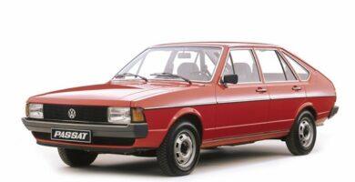 Manual Volkswagen Passat 1973 Reparación