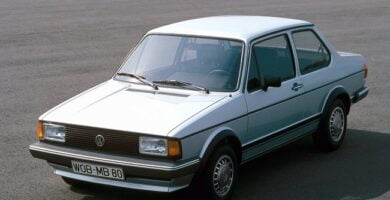 Manual Volkswagen Jetta 1981 Reparación