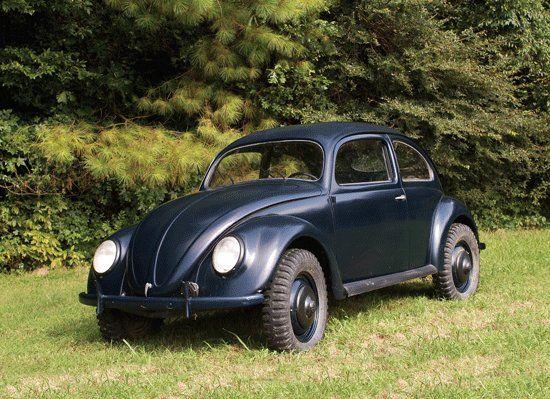 Manual Volkswagen Vocho 1946 Reparación