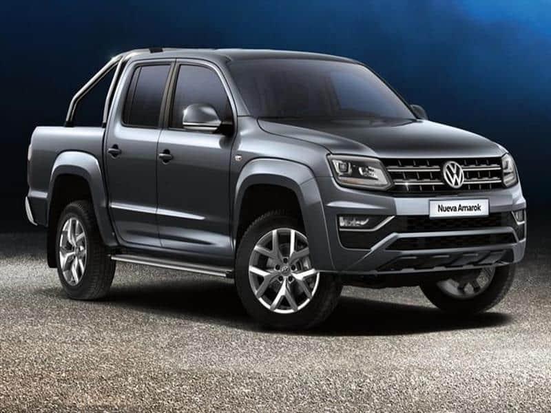 Manual Volkswagen Amarok 2018 Reparación