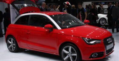 Manual Audi A1 2011 Reparación y Servicio