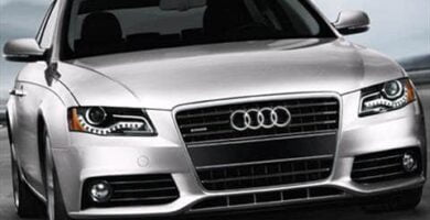 Manual Audi A4 2011 Reparación y Servicio