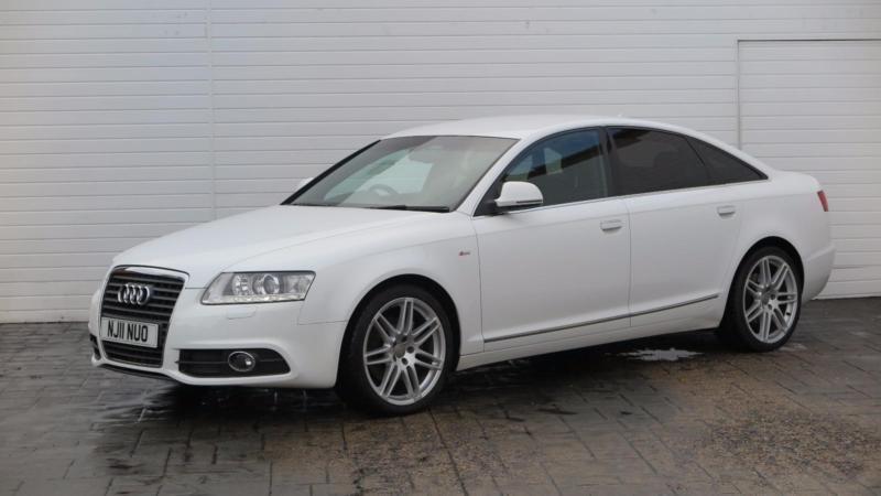 Manual Audi A6 2011 Reparación y Servicio