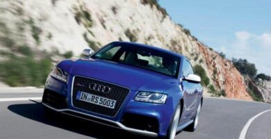 Manual Audi RS5 2010 Reparación y Servicio