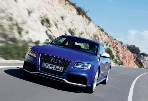 Manual Audi RS5 2010 Reparación y Servicio