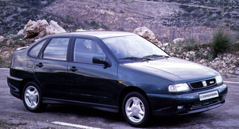 Manual Seat Cordoba 1998 Reparación y Servicio