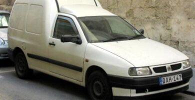 Manual Seat Inca 1998 Reparación y Servicio