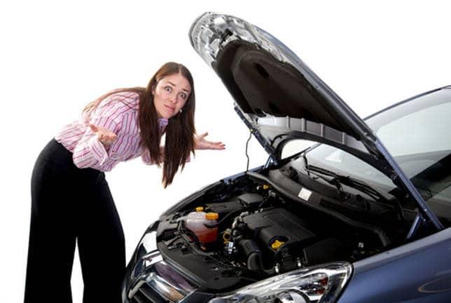 Auto Descompuesto o averiado no enciende - Manual de Mecánica Básica