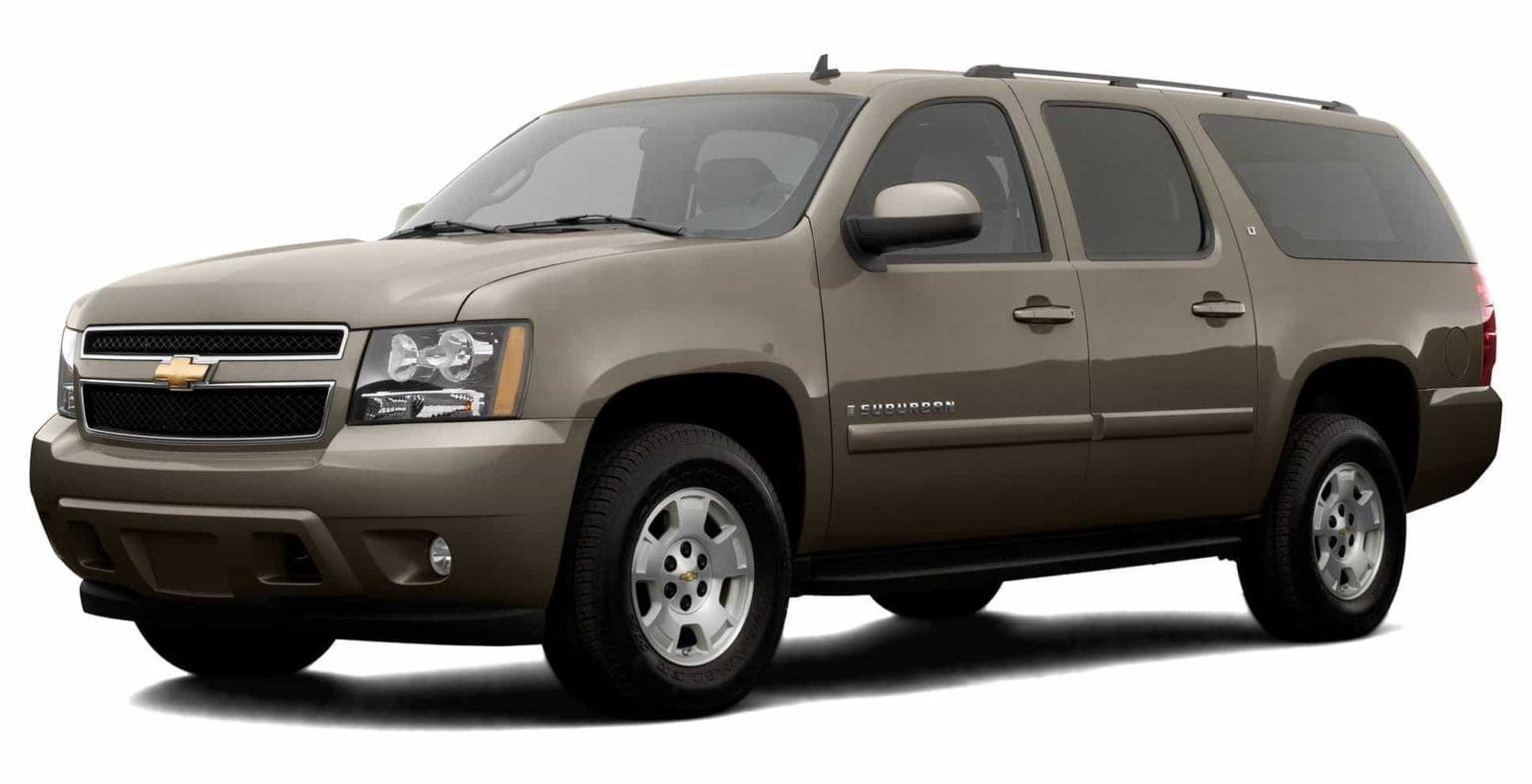 Manual Suburban 2007 Chevrolet Reparación y Servicio