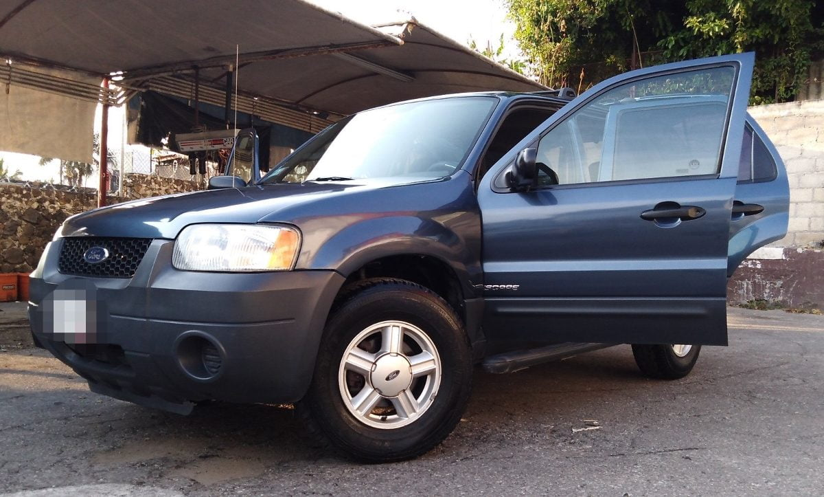 Manual Escape 2001 Ford Pdf Reparacion Taller Manualesdetodo Net
