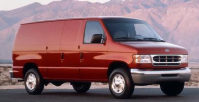 Manual ECONOLINE 1993 Ford PDF Reparación Taller