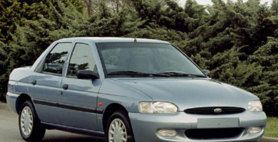 Manual ESCORT 1995 Ford PDF Reparación Taller