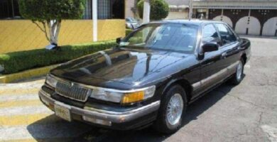 Manual GRAND MARQUIS 1992 Ford PDF Reparación Taller