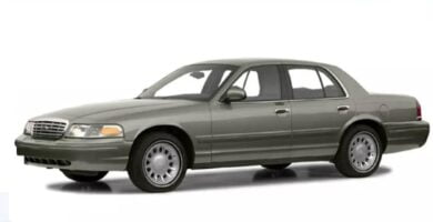 Manual GRAND MARQUIS 1993 Ford PDF Reparación Taller