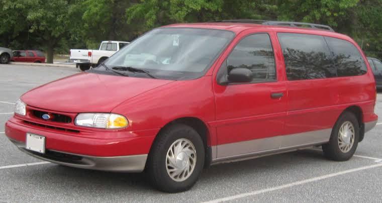 Manual Ford Windstar 1998 Reparación y Servicio