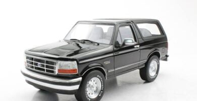 Manual BRONCO 1992 Ford PDF Reparación Taller