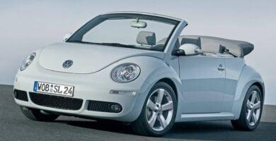 Catalogo de Partes BEETLE CABRIO 2009 VW AutoPartes y Refacciones