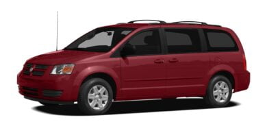 Manual de Usuario DODGE Grand Caravan 2010 en PDF Gratis
