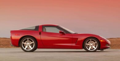 Manual de Usuario CHEVROLET Corvette 1997 en PDF Gratis