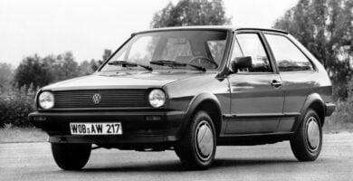 Catalogo de Partes POLO 1981 VW AutoPartes y Refacciones