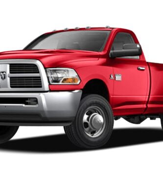 Manual de Usuario DODGE Ram 3500 2010 en PDF Gratis