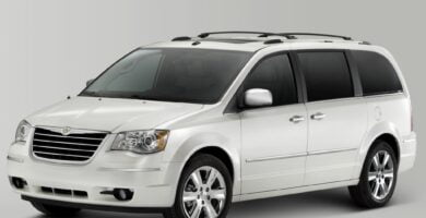 Manual de Usuario CHRYSLER Town and Country 2007 en PDF Gratis