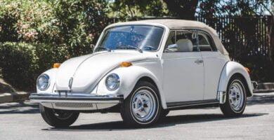 Catalogo de Partes VOCHO SEDAN 1979 VW AutoPartes y Refacciones
