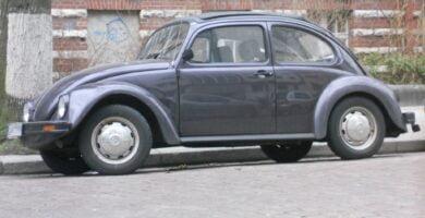 Catalogo de Partes VOCHO SEDAN 1996 VW DESCARGAR GRATIS