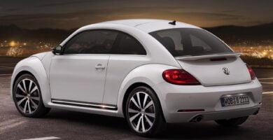 Catalogo de Partes BEETLE 2011 VW AutoPartes y Refacciones