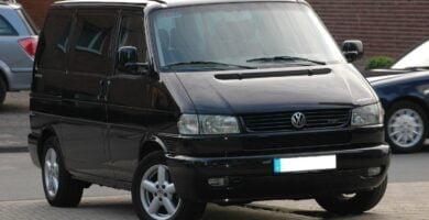 Catalogo de Partes CARAVELLE 1998 VW AutoPartes y Refacciones