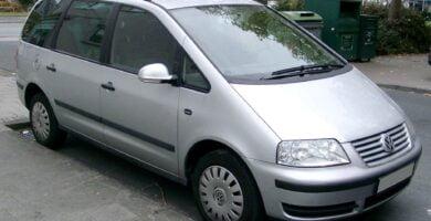 Catalogo de Partes SHARAN 2004 VW AutoPartes y Refacciones