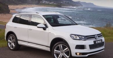 Catalogo de Partes TOUAREG 2015 VW AutoPartes y Refacciones