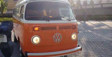 Catalogo de Partes COMBI 1980 VW AutoPartes y Refacciones