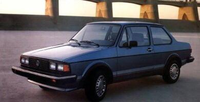 Catalogo de Partes JETTA 1980 VW AutoPartes y Refacciones