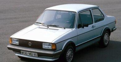 Catalogo de Partes JETTA 1981 VW AutoPartes y Refacciones