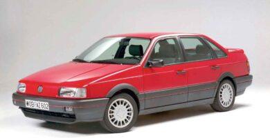 Catalogo de Partes PASSAT 1988 VW AutoPartes y Refacciones