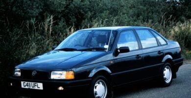 Catalogo de Partes PASSAT 1990 VW AutoPartes y Refacciones