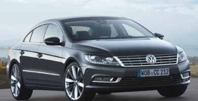 Catalogo de Partes PASSAT CC 2012 VW AutoPartes y Refacciones