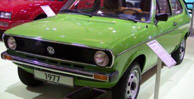 Catalogo de Partes POLO 1976 VW AutoPartes y Refacciones